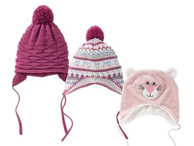 LUPILU® Dívčí zimní čepice