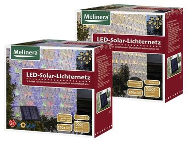 MELINERA® LED solární světelný řetěz