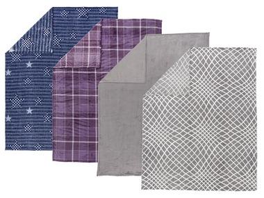 MERADISO® Flanelová deka