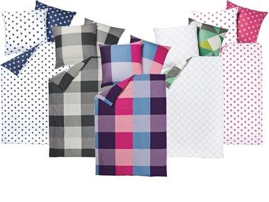 MERADISO® Ložní prádlo z mikrovláknitého saténu