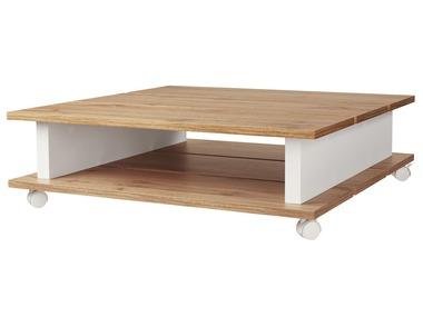 Meblomaster® Konferenční stolek na kolečkách