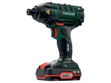 PARKSIDE® Aku příklepový utahovák PDSSA 20-Li A1