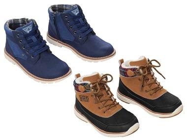 PEPPERTS® Chlapecká kotníková obuv