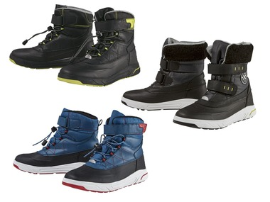 PEPPERTS® Chlapecká zimní obuv