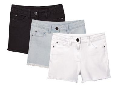 PEPPERTS® Dívčí džínové šortky