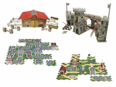 PLAYTIVE® 3D dětská skládačka / puzzle