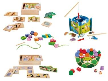 PLAYTIVE®JUNIOR Dřevěná motorická hra