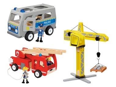 PLAYTIVE®JUNIOR Dřevěné hračky