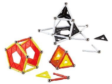 PLAYTIVE®JUNIOR Magnetická stavebnice
