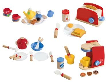PLAYTIVE®JUNIOR Sada nádobí a pomůcek do kuchyně