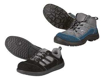 POWERFIX® Dámská kožená bezpečnostní obuv