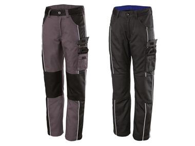 POWERFIX® Dětské kalhoty v pracovním stylu
