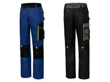 POWERFIX® Pánské pracovní kalhoty Profi