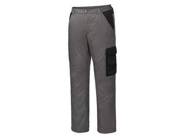 POWERFIX® Pánské termo pracovní kalhoty