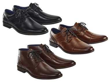 PREMIUM COLLECTION BY LIVERGY® Pánská kožená obuv