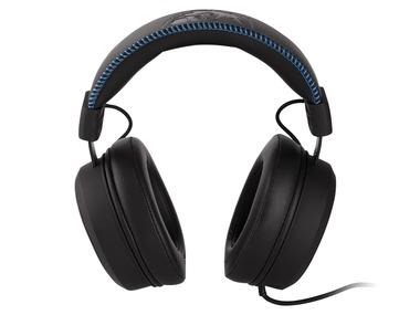 SILVERCREST® Herní sluchátka Gaming Headset RGB