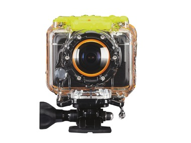 SILVERCREST® Kamera Action camcorder SCW 5 A2