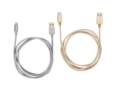 SILVERCREST® Nabíjecí a datový kabel