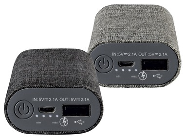 SILVERCREST® Powerbanka 5200 mAh