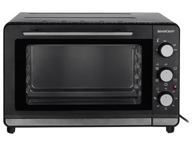 SILVERCREST® Trouba na grilování a pečení SGBR 1500 C4