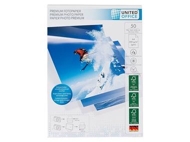 UNITEDOFFICE® Fotopapír Premium