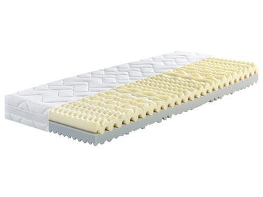 f.a.n. 7zónová komfortní matrace Duo FitTvrdost: Výška:Rozměry: