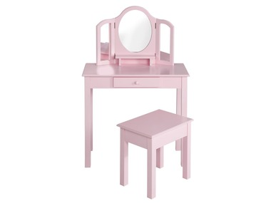 roba Dětský toaletní stolek se židličkou