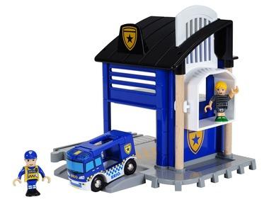 BRIO World Policejní stanice se zásahovým vozem 33813