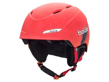 Bollé Lyžařská helma B-YOND soft red gradinet 17/18