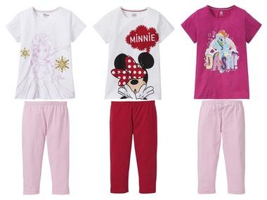 Dívčí pyžamo
