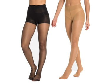 ESMARA® Dámské jemné punčochové kalhoty