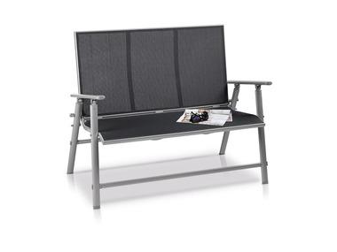 FLORABEST® Hliníková zahradní lavička