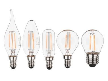LIVARNOLUX® Filamentová LED žárovka