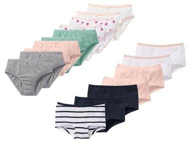 LUPILU® Dívčí kalhotky