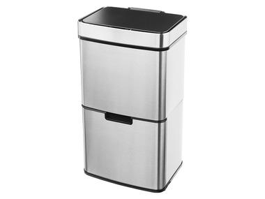 Odpadkový koš na tříděný odpad se senzorem