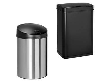 Odpadkový koš se senzorem