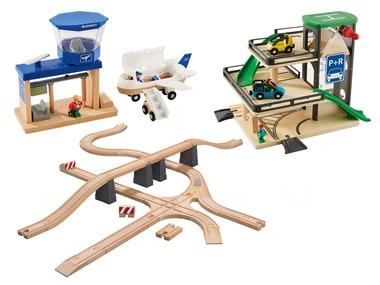 PLAYTIVE®JUNIOR Doplňky k železnici
