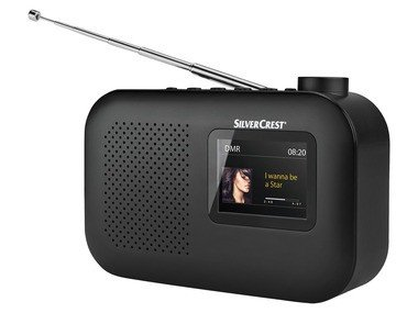 SILVERCREST® Rádio DAB+