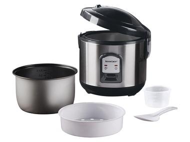 SILVERCREST® Vařič rýže SRK 400 A2