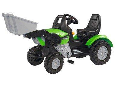 BIG Šlapací traktor John XL