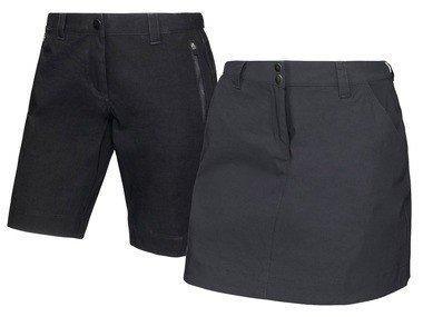 CRIVIT® Dámská funkční sukně / kraťasy