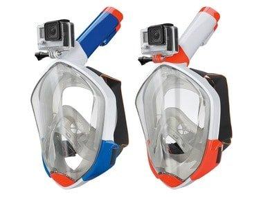 CRIVIT® Maska na šnorchlování