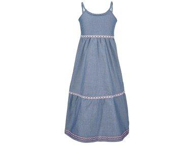 Dívčí šaty (110