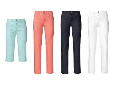 """ESMARA® Dámské strečové kalhoty """"Slim Fit"""""""