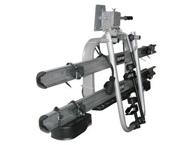 EUFAB Nástěnný držák nosičů jízdních kol