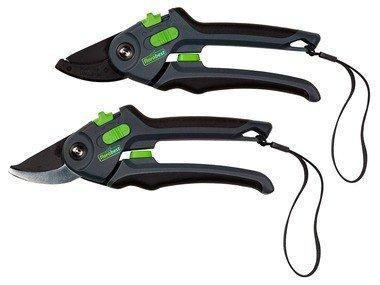 FLORABEST® Zahradnické nůžky (Amboss / Bypass)