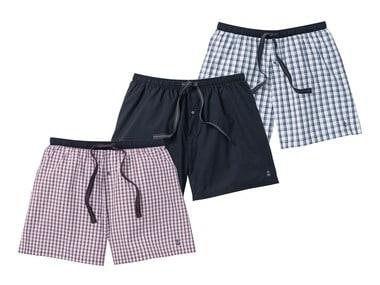 LIVERGY® Pánské šortky na spaní