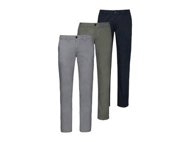 LIVERGY® Pánské Chino kalhoty