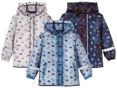 LUPILU® Chlapecká bunda do deště