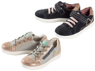 """LUPILU® Dívčí kožená obuv """"Sneaker"""""""